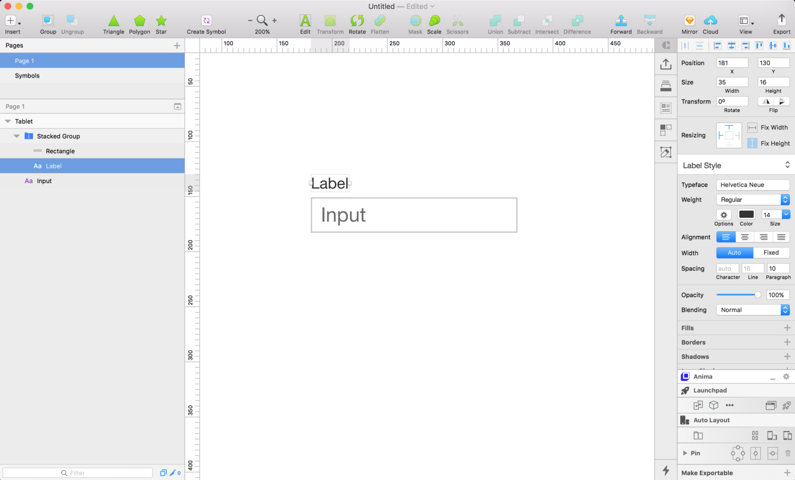 Use The Powers Of Symbol In Your Forms Design Sketch Medium