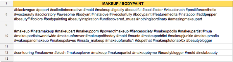 6 Ways To Build Your Reputation As A Makeup Artist On Instagram 2018
