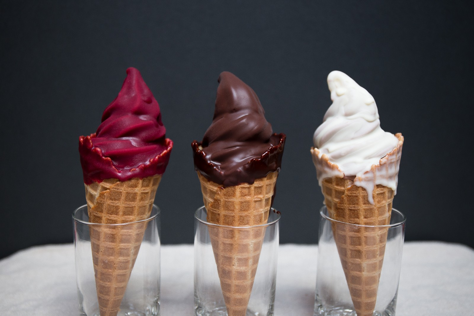 The Unstoppable Allure Of Soft Serve Ice Cream Food