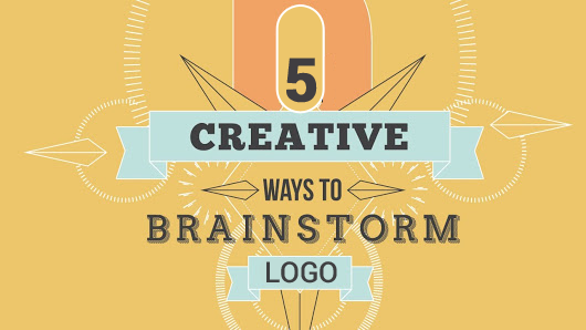 5 Tips To Brainstorm Your Business Logo