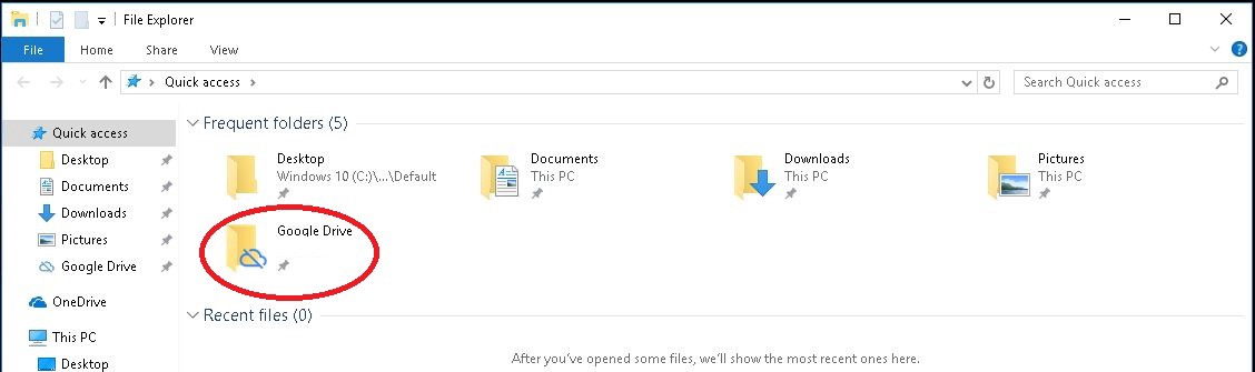 how to delete your whol google drive