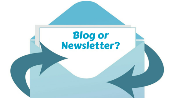 the diffrence between a blog and newsleter analytics that profit
