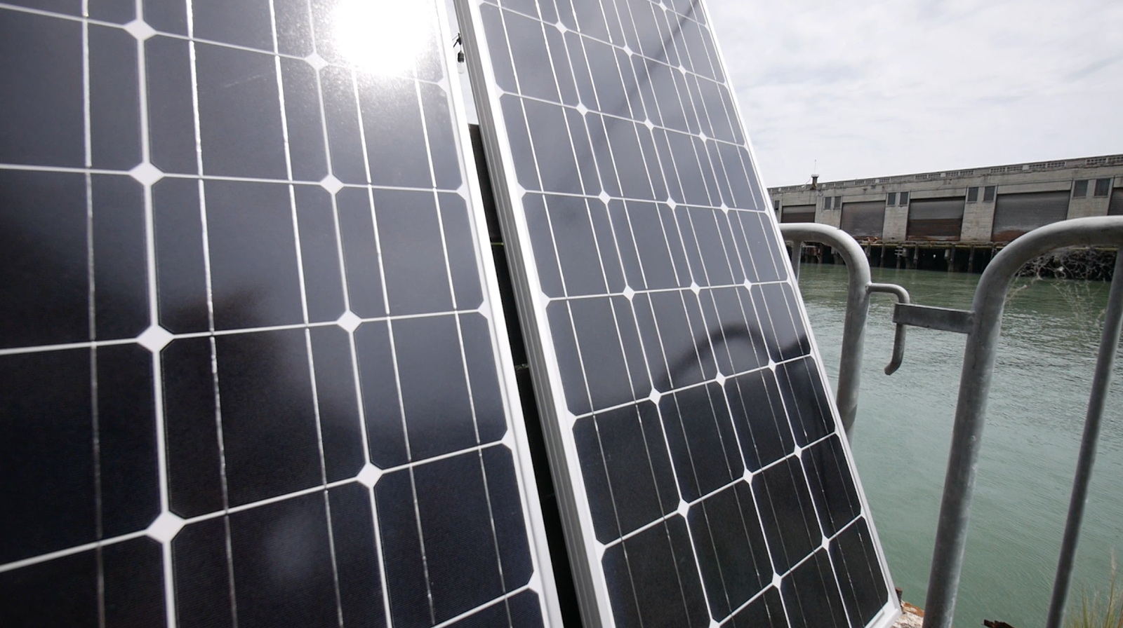 How And Why We Built An Internet Connected Solar Panel Does The Make Electricity From Sunlight Weather Is Temperamental With Clouds Fog Blocking Sun Because Of This Power Output Panels Can Shift