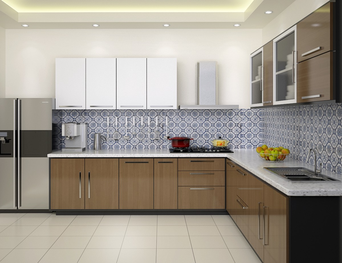 As We Are Talking About The Small E Kitchen Design Ideas So Let Us Put Some Light On Straight And L Shaped Designs