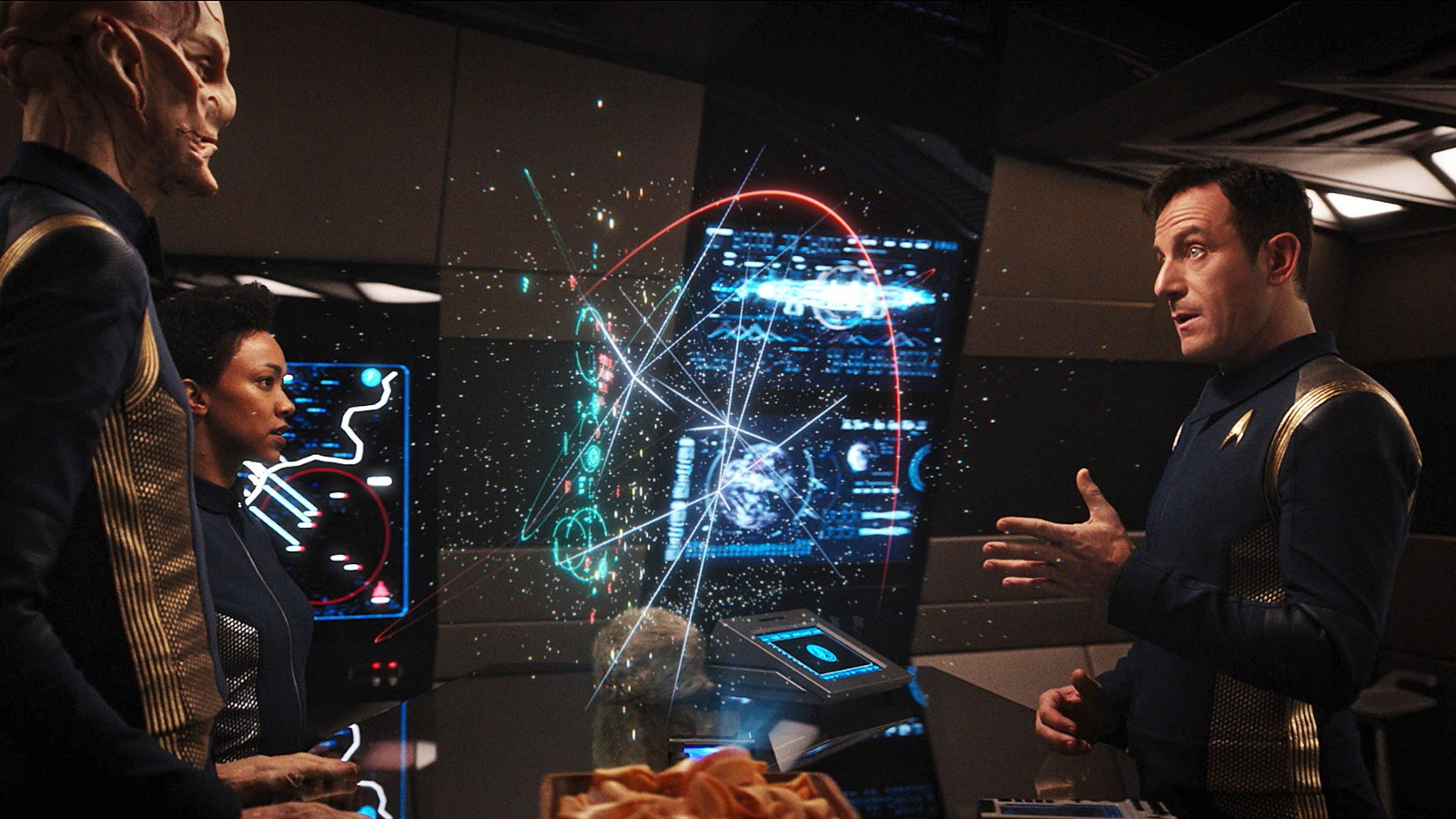 Star Trek Discovery: The Defiant and the Mirror Universe