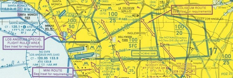 Proposed FAA Small UAS Rule — What is Class B, C, D, and E airspace?