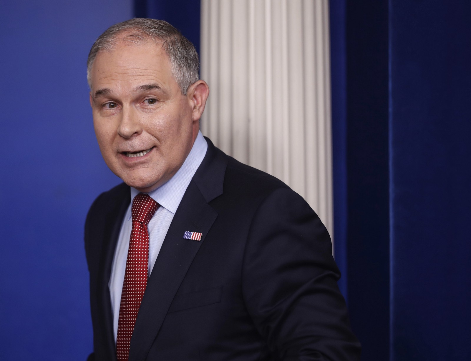 Activist Group Criticizes Scott Pruitt For Something Obama's EPA Chiefs Did Frequently