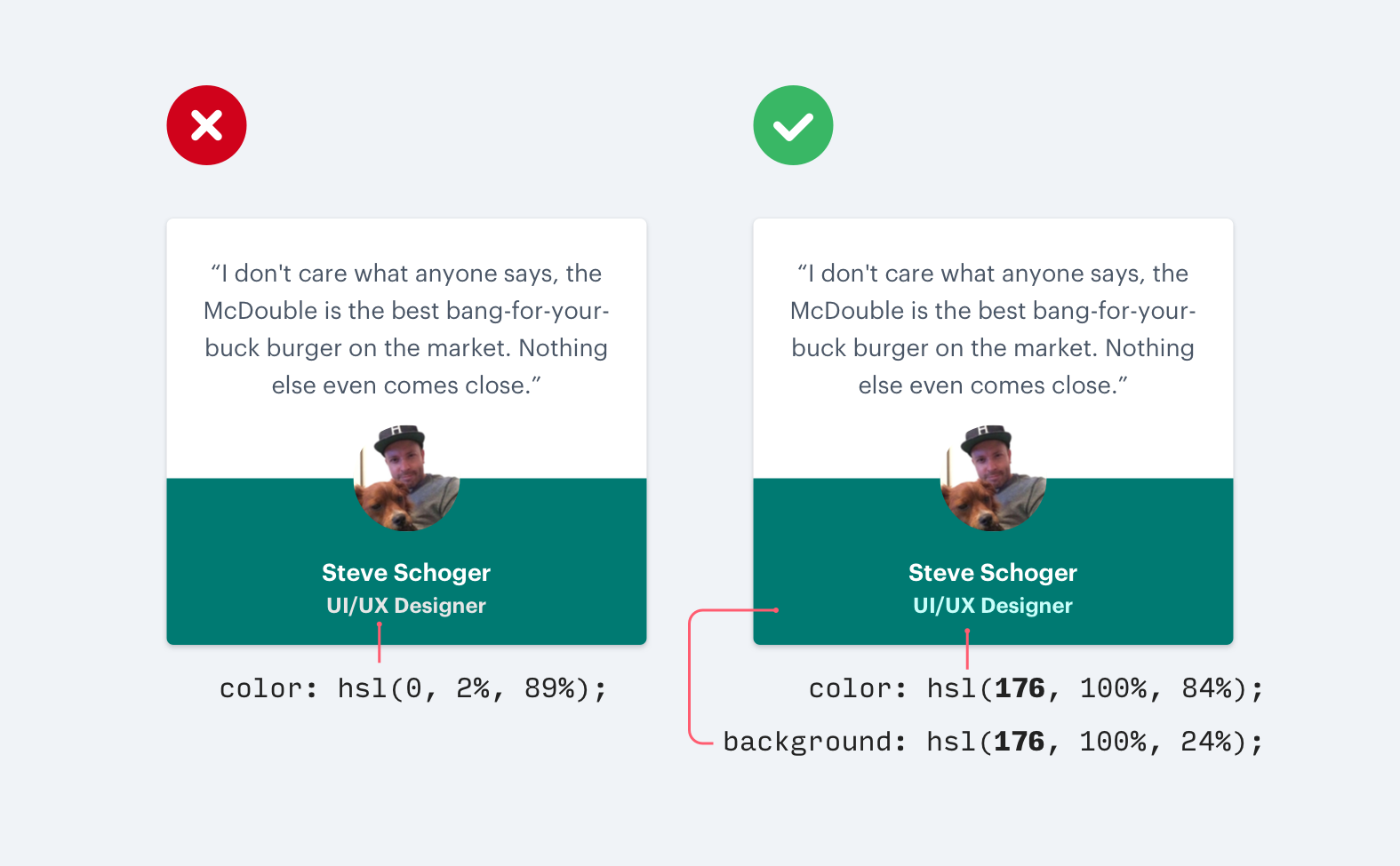 7 Practical Tips for Cheating at Design – Refactoring UI – Medium