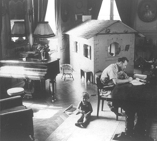 100+ Famous Authors and Their Writing Spaces