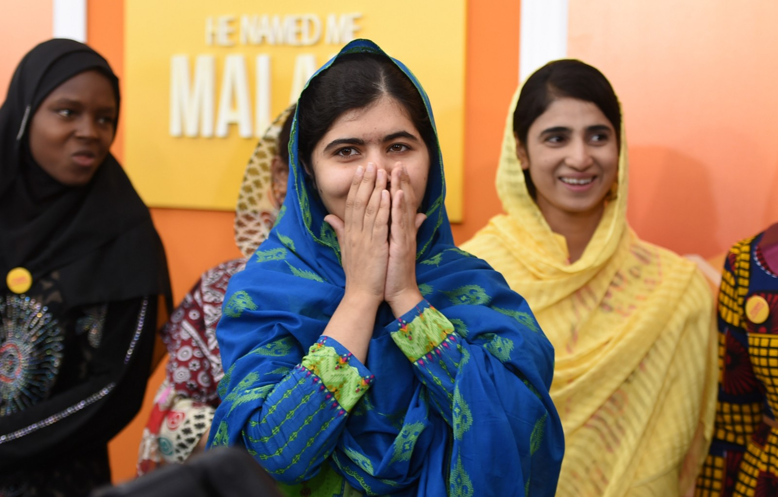 Image result for Pakistanis welcome Malala domestic