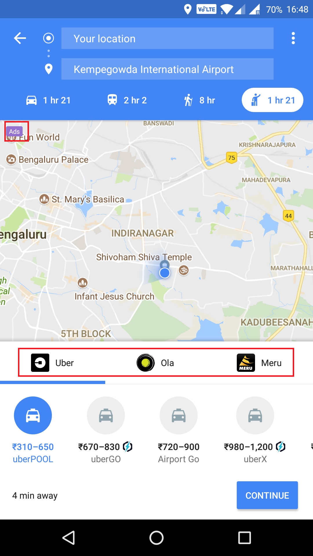 Why Is Google Promoting Maps In India Hook Line And Clincher