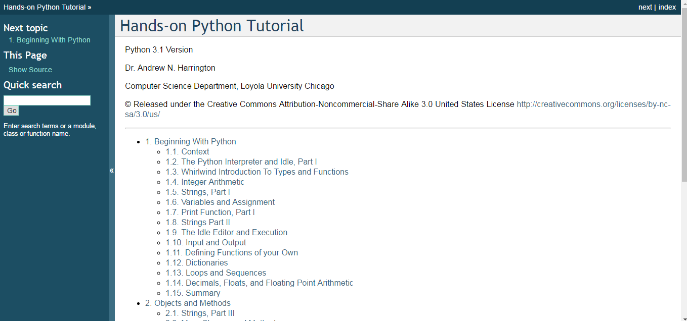 10 resources to learn python 3 paddy lock medium this hands on python tutorial is completely textual based which means there are no videos however everything is explained in detail baditri Gallery