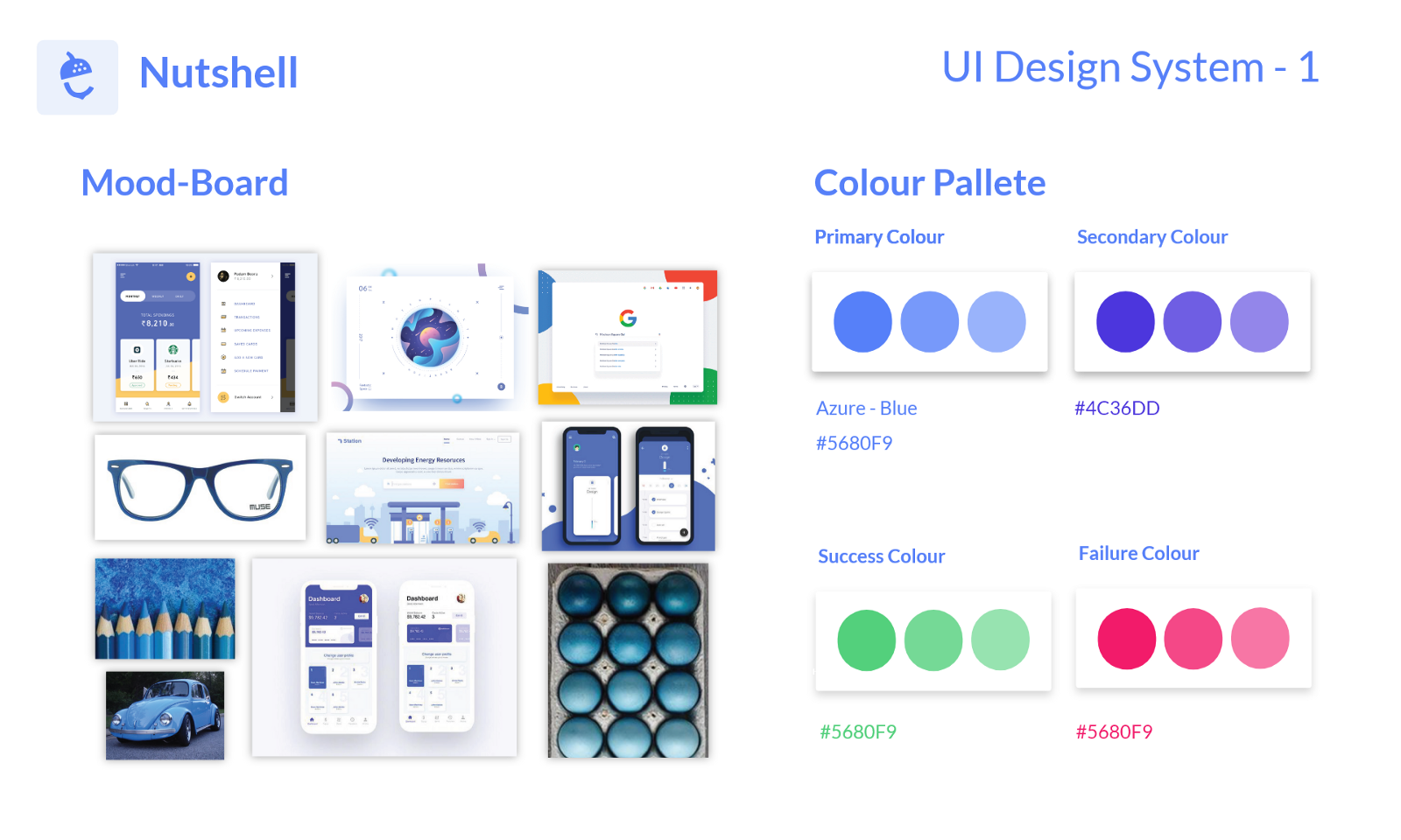 Creating a UI Component Design System (step-by-step guide)