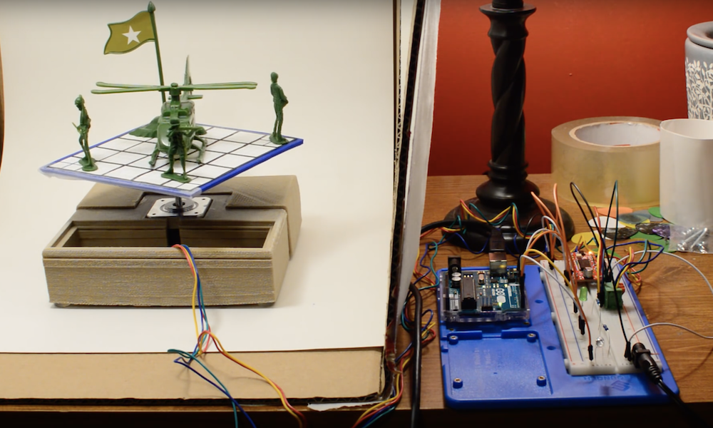 Automated Turntable for 3D Scanning