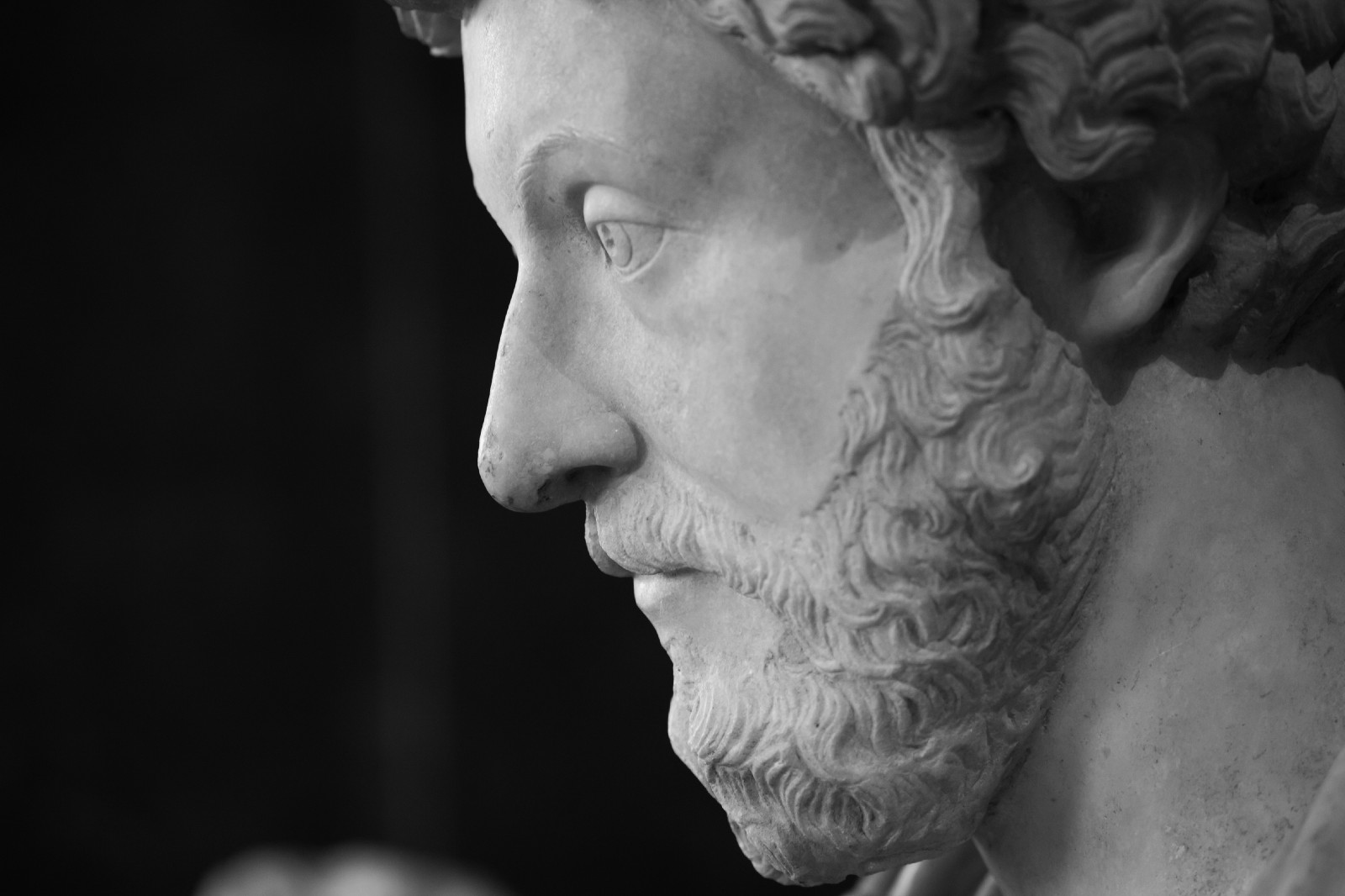 the greater stoic marcus aurelius For example, i admire much more caesar, than marcus aurelius, in his personality at least caesar embraced his being, his passions, everything marcus aurelius seemed to be always trying to be an emotionless sage, instead of embracing life itself.