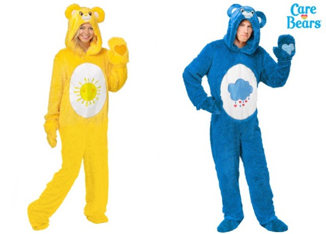 Care bear or any Animal onesie (sheep lion dog cat etc.) Image via HalloweenCostumes.com  sc 1 st  Medium & What Are You Going to Be For Halloween? Warm. u2013 YouAlberta u2013 Medium