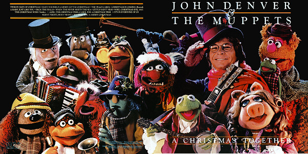 john denver and the muppets a christmas together a collaboration like no other before or since