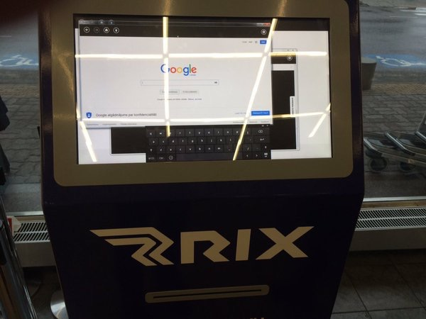 Hacked City All Security For Touchscreen Iot - Kiosks Get Smart