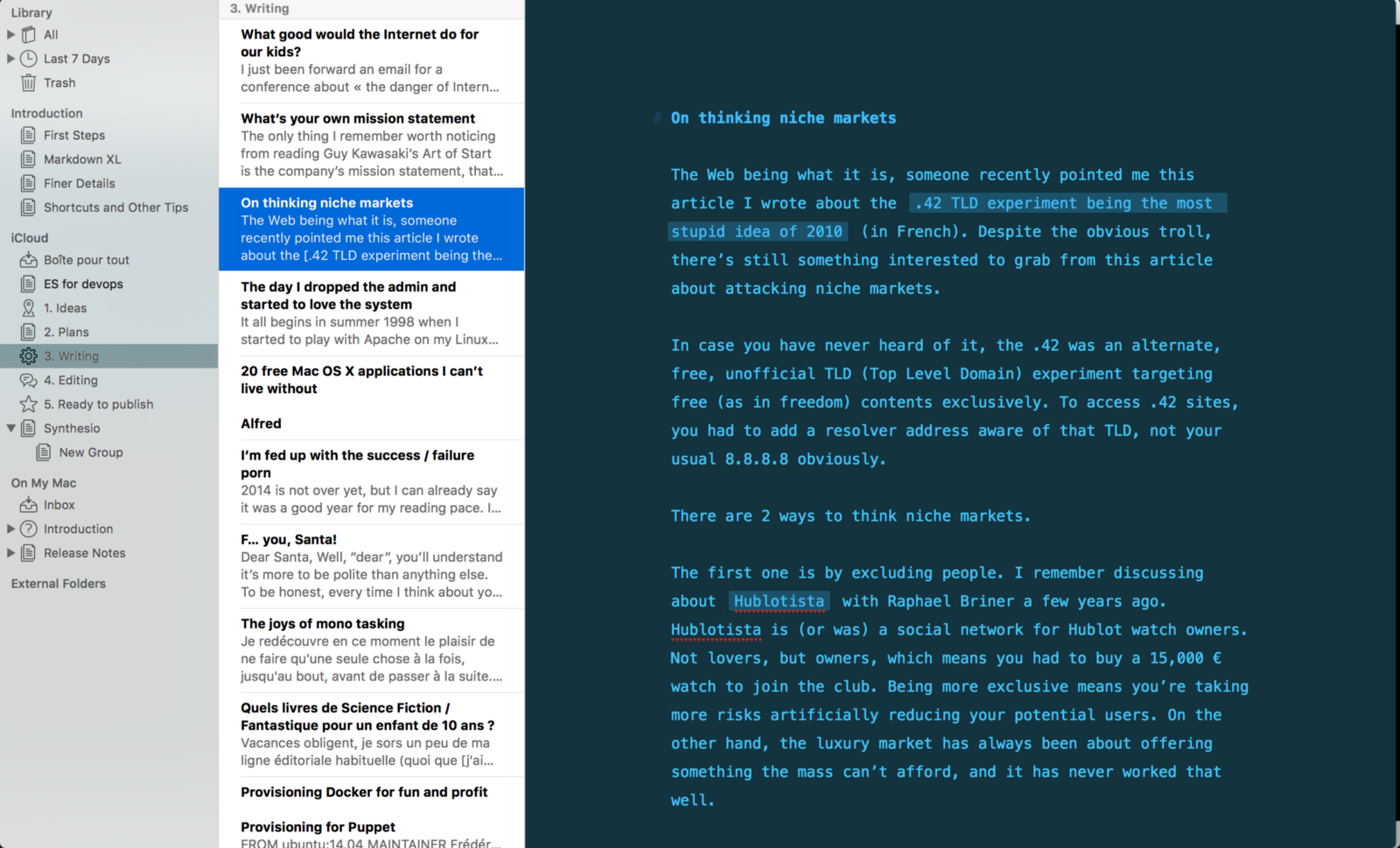 96a9fc3156 It s the best thing I ve found between a traditional text editor like  Textmate 2