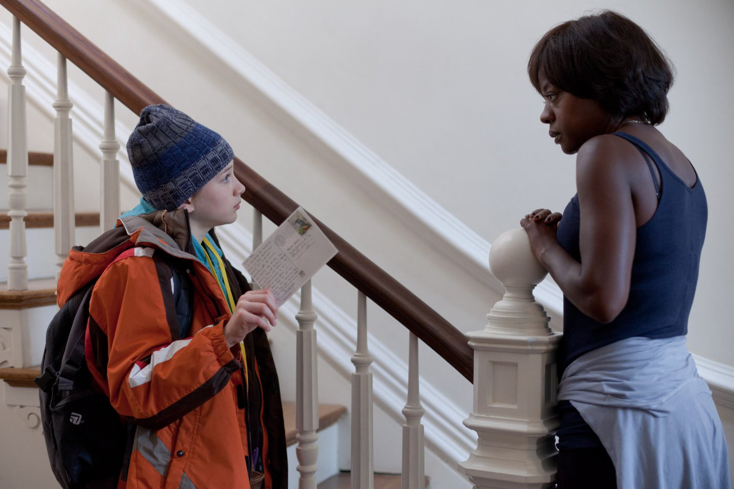 extremely loud and incredibly close essay extremely loud and  in defense of cheap sentimentality electric literature thomas horn and viola davis in extremely loud and