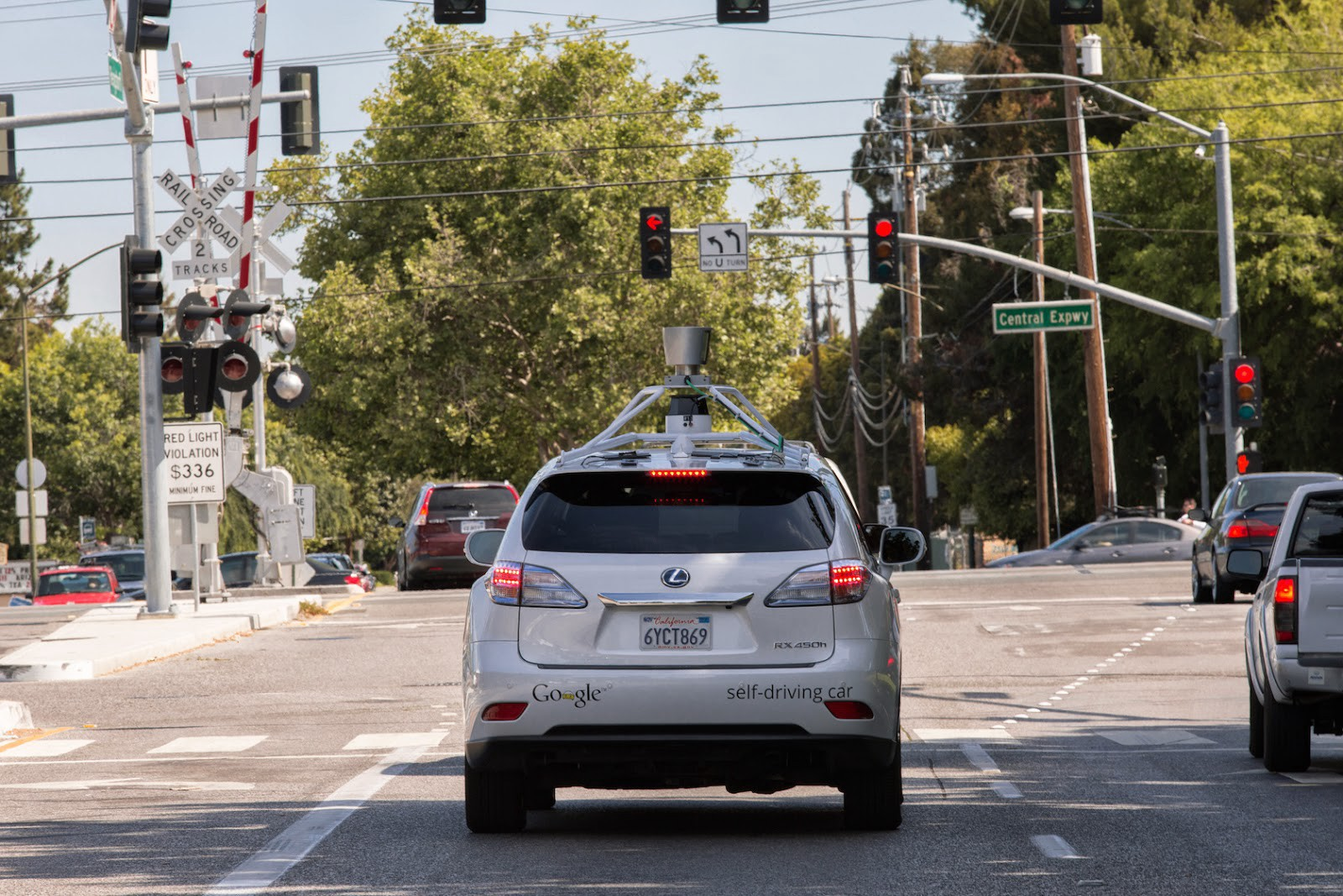 the view from the front seat of the google self driving car chapter 2