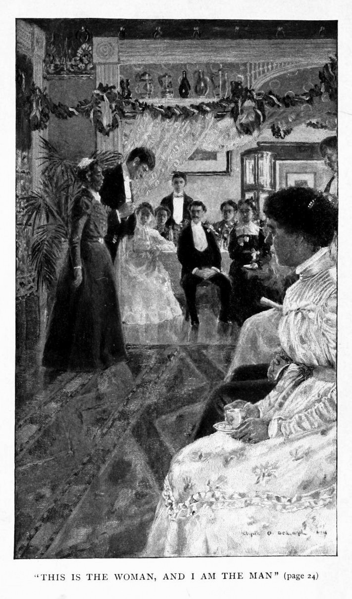 an analysis of charles w chesnutts story the wife of his youth The wife of his youth is a short story by american author charles w chesnutt, first published in july 1898 it later served as the title story of the collection the wife of his youth and other stories of the color-line.