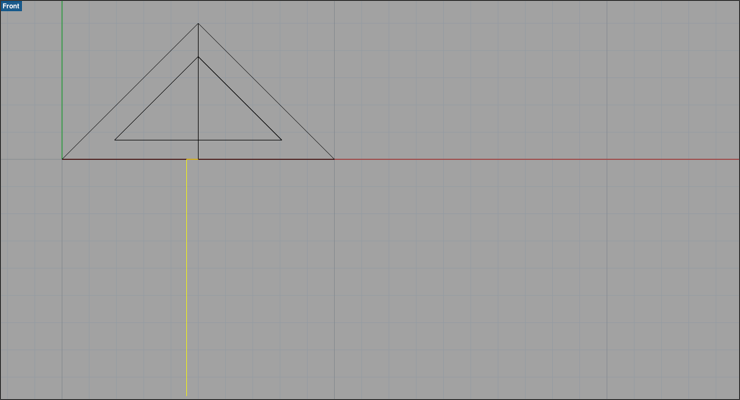 Create a Pyramid Stud in Rhino 3D — Part 2/2 – Drawing Post