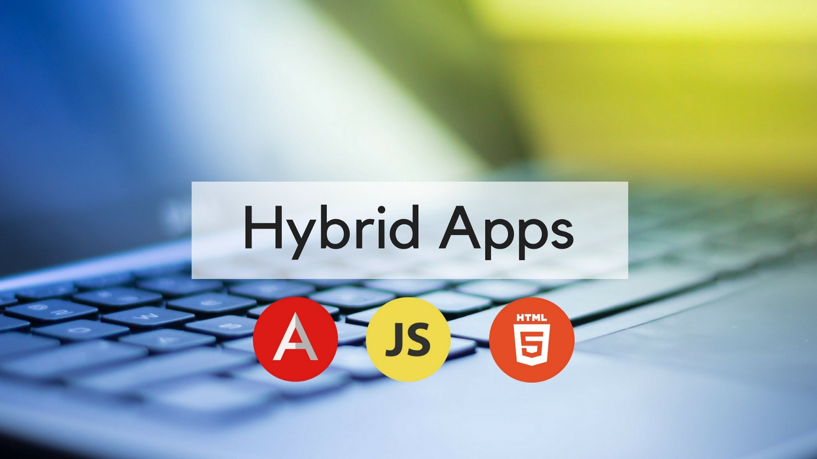 today we re starting out our series of articles about hybrid mobile app development in this article we re going to show how to build a simple hybrid