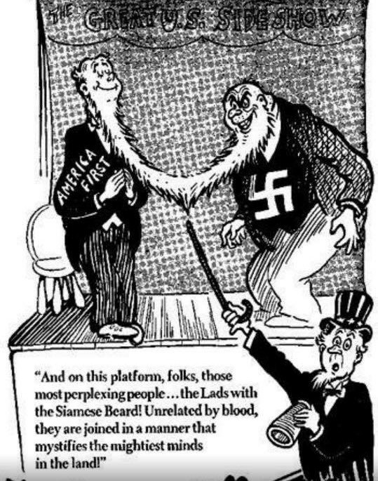 the political theocracy trump the gop and fascism