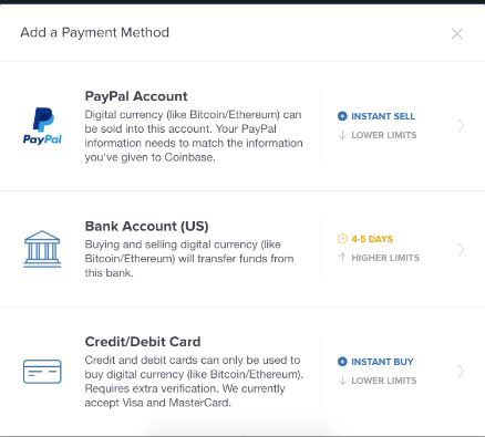 10 steps to make money with bitcoin jon medium the first option and easiest to set up the bank account information ccuart Choice Image