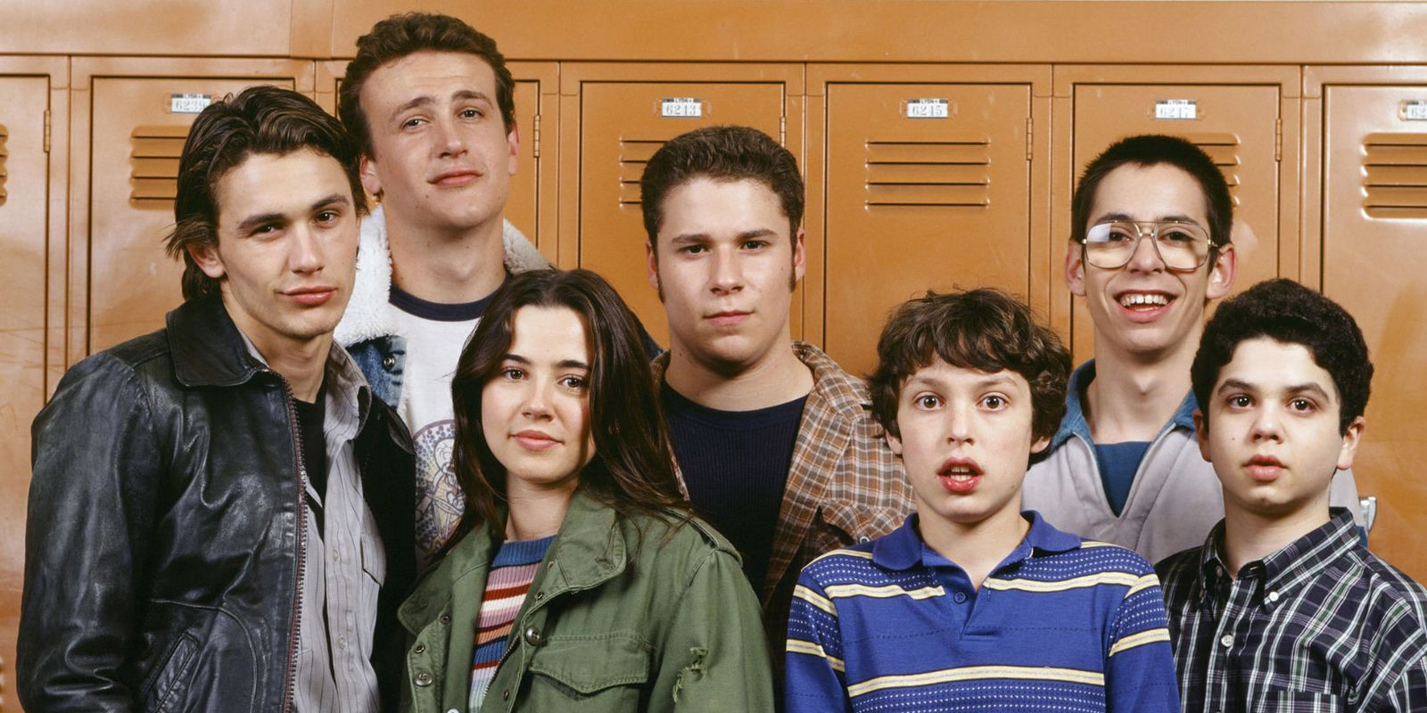 freaks and geeks had the most successful cast and crew of any tv