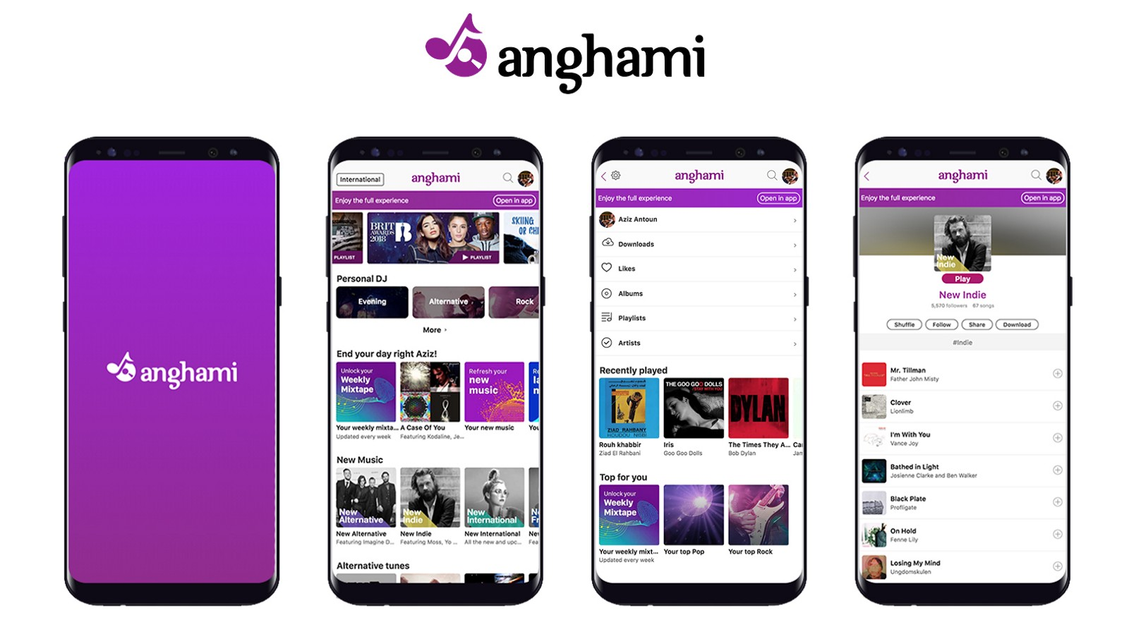 anghami app android