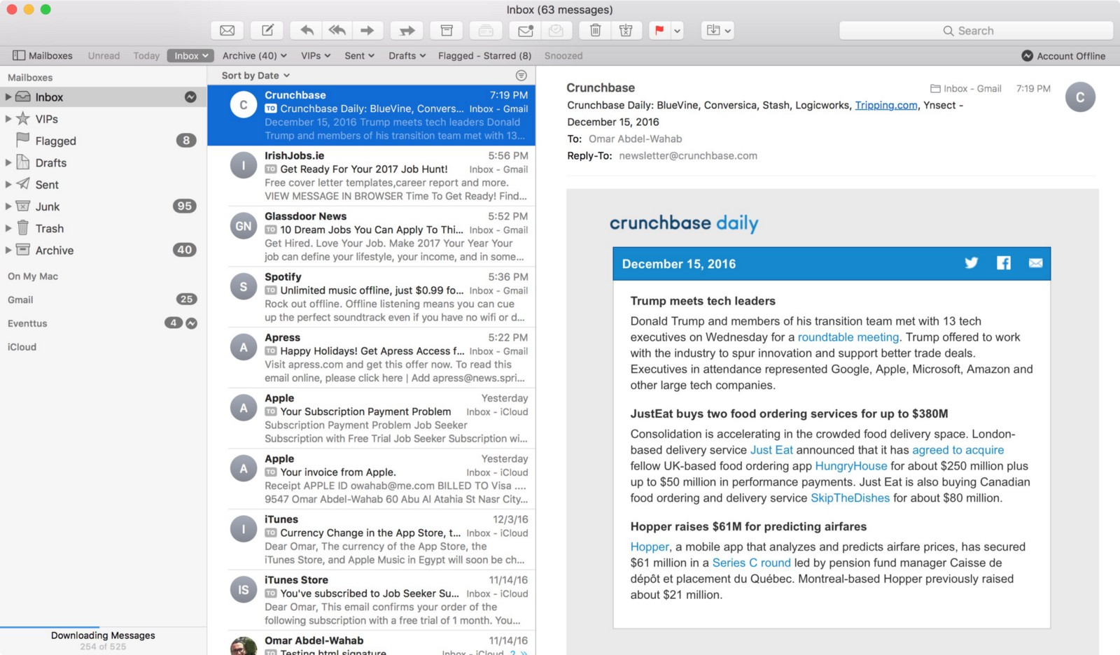 Software for email mac