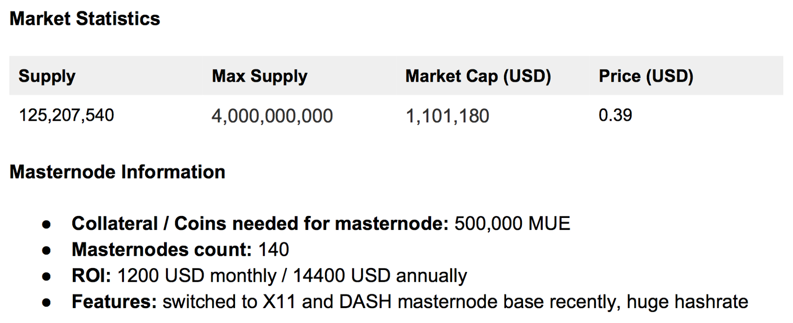 Is Dash Mining Profitable List Of Masternode Coins And Costs