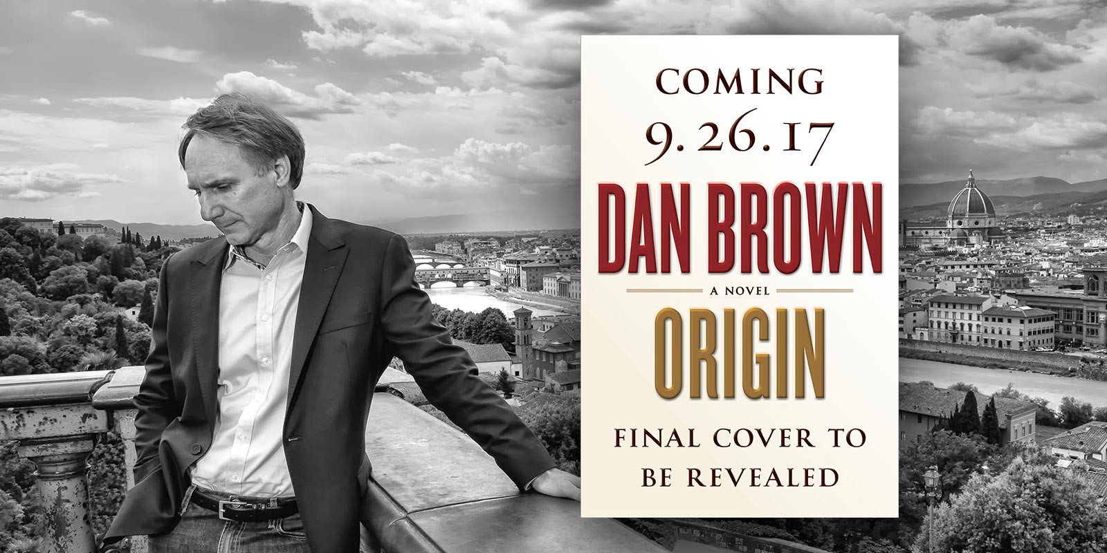 Dan Brown New Book Origin Will Also Be Available As An Ebook And An Audio  Book From From Penguin Random House Audio