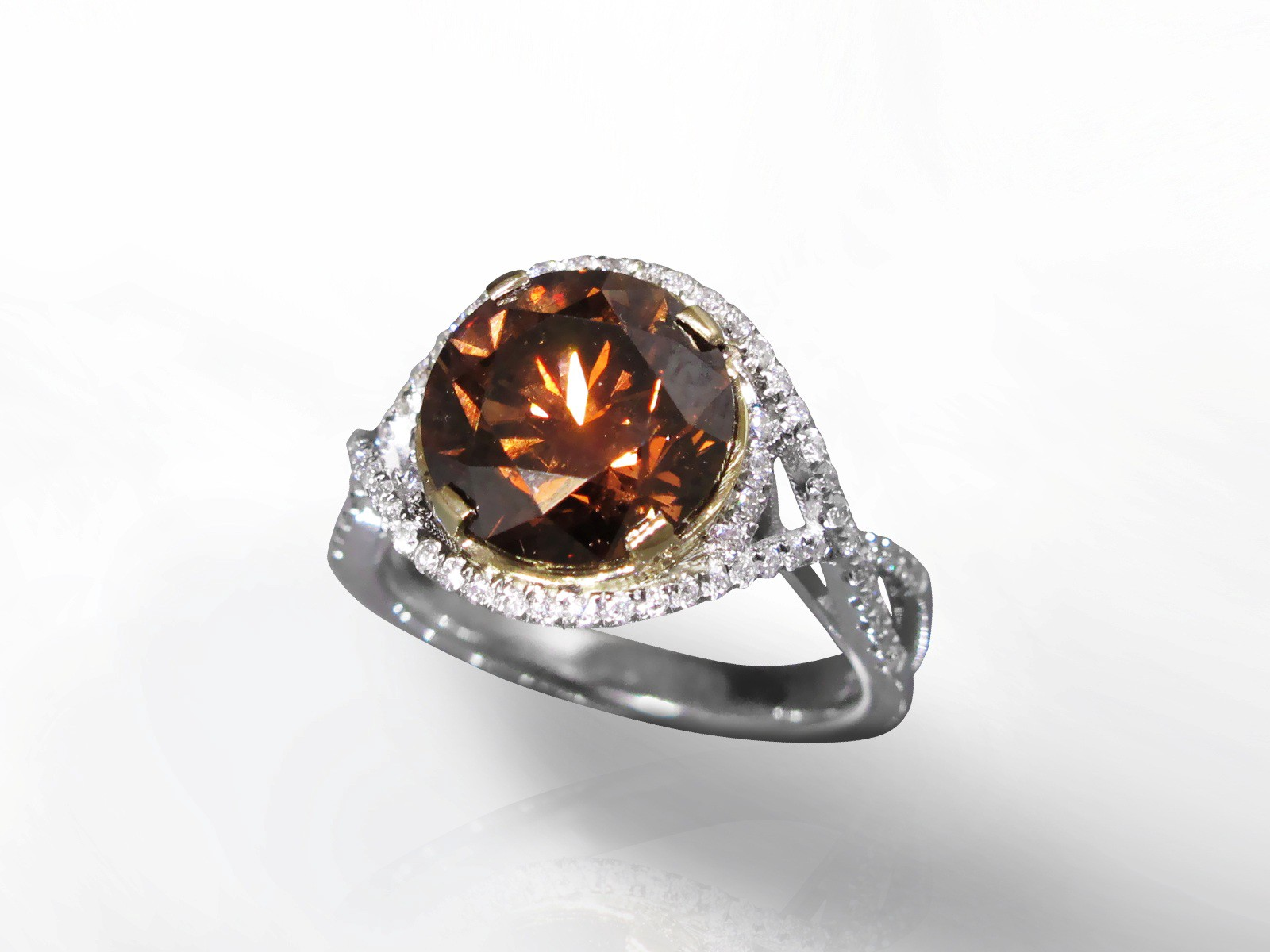 Toronto Sunday 03 26 2018 This Rare 4ct Diamond Ring Goes Under The Gavel At Federal Auction S Live Fine Jewellery Swiss Watch
