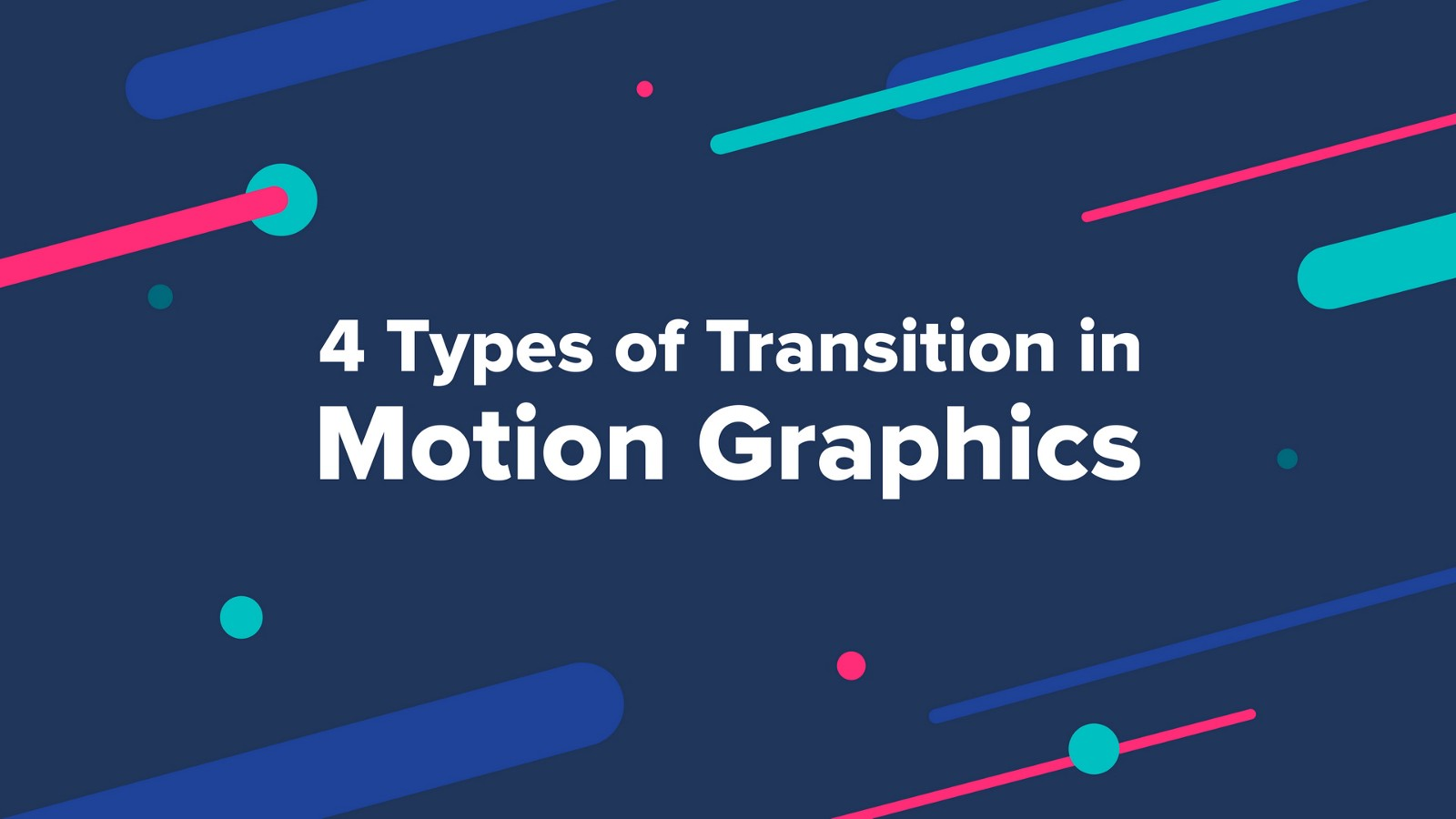 4 types of transition in motion graphics muzli design inspiration. Black Bedroom Furniture Sets. Home Design Ideas