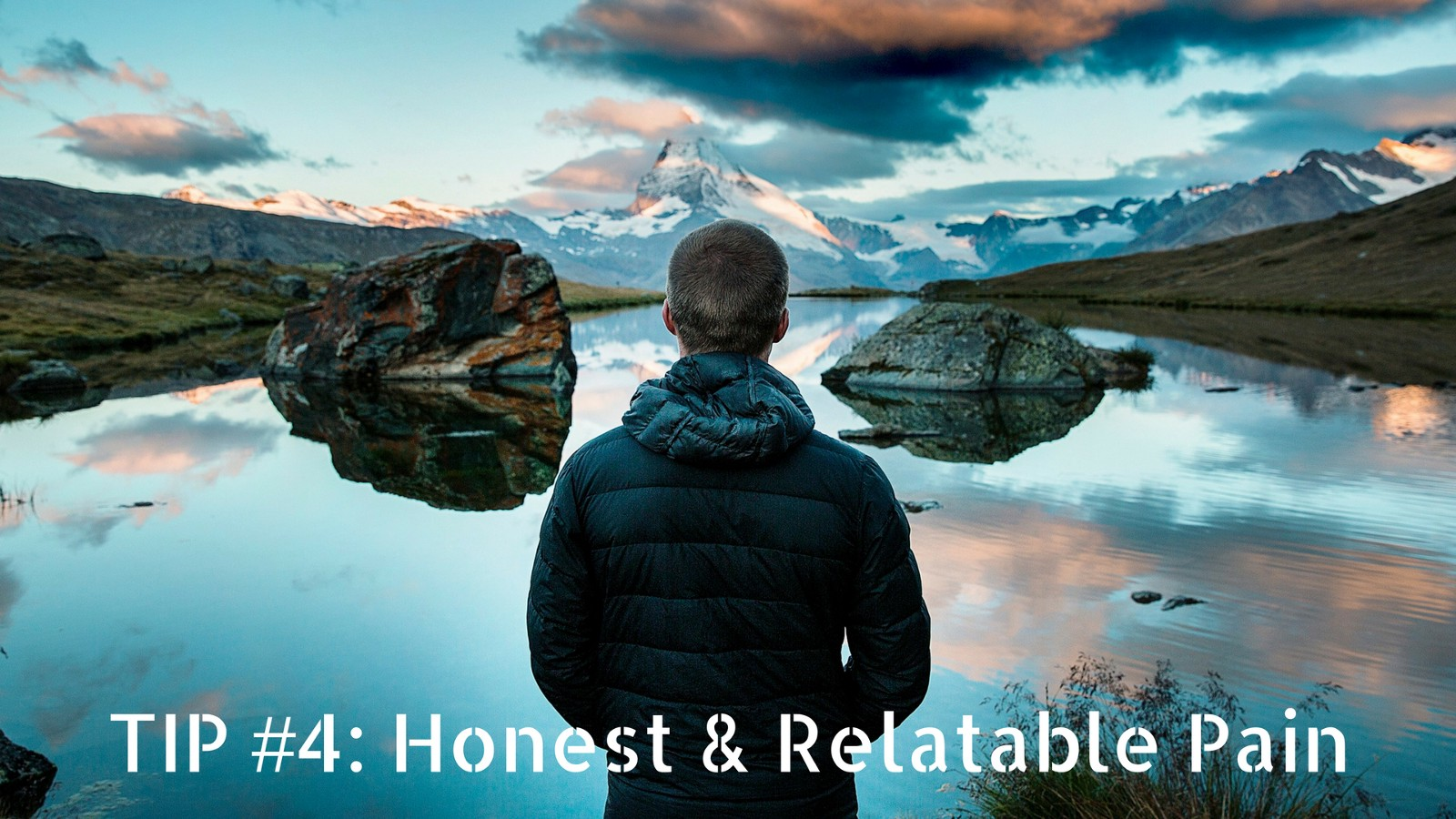 Indie Songwriting Tips #4: Honest & Relatable Pain – Elisabeth
