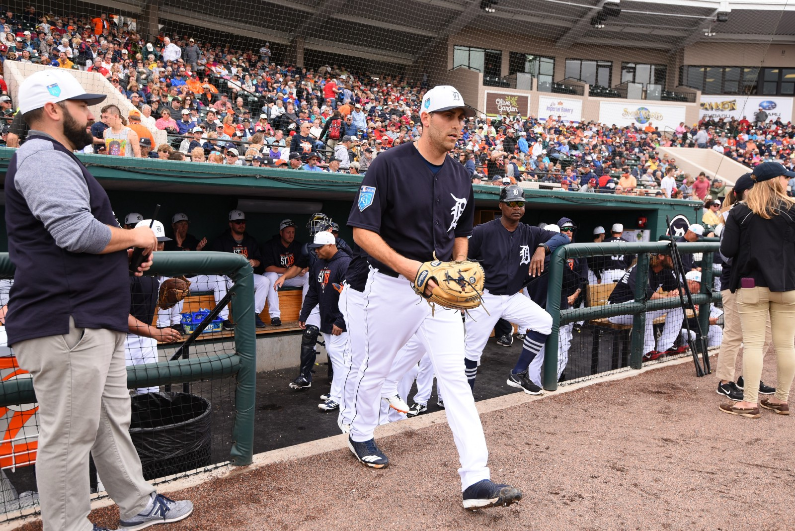 Tigers Announce 2019 Spring Training Broadcast Schedule