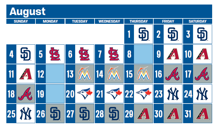 Adorable image pertaining to dodgers schedule printable