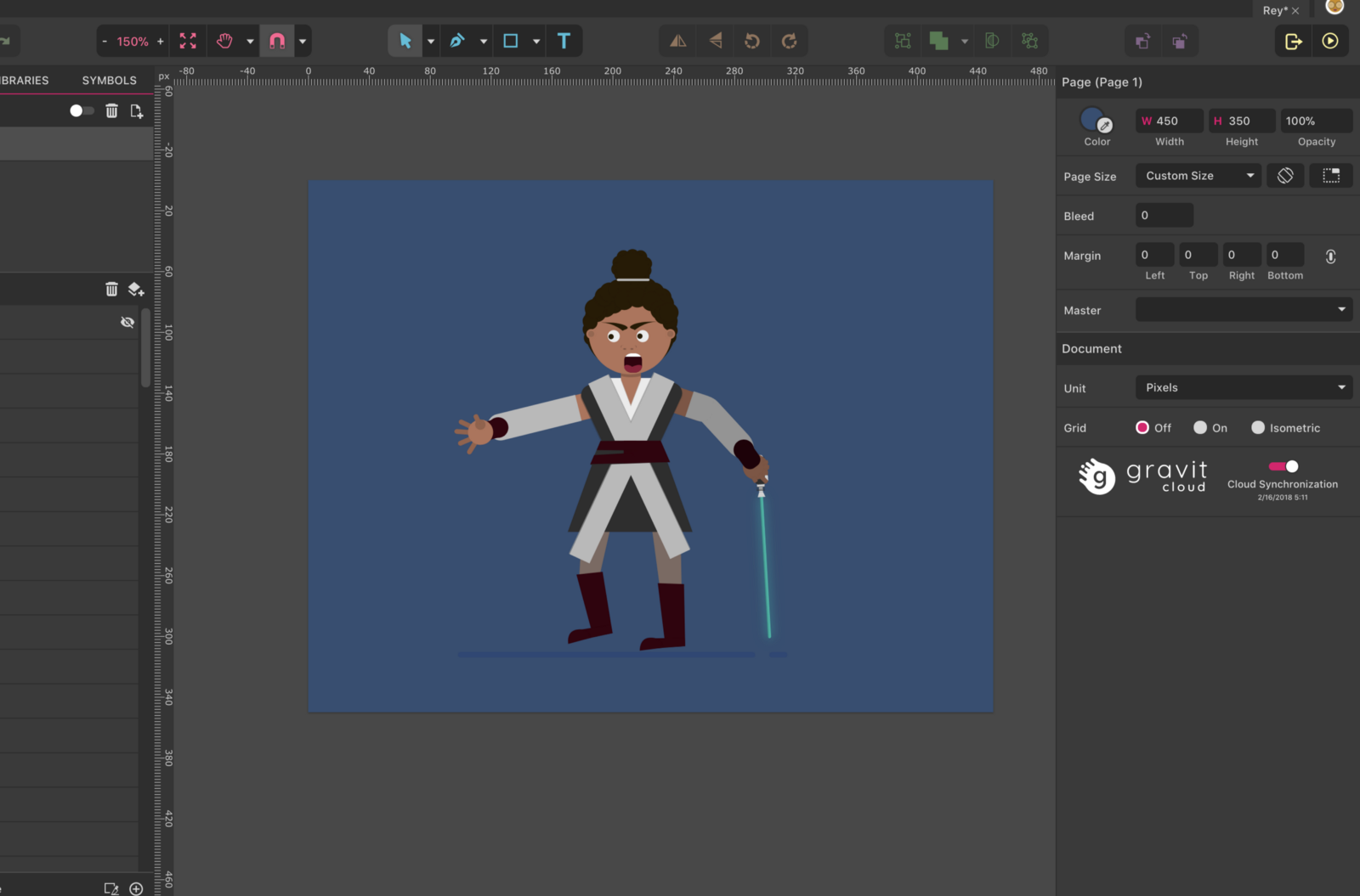 See what People have created with Gravit Designer #4