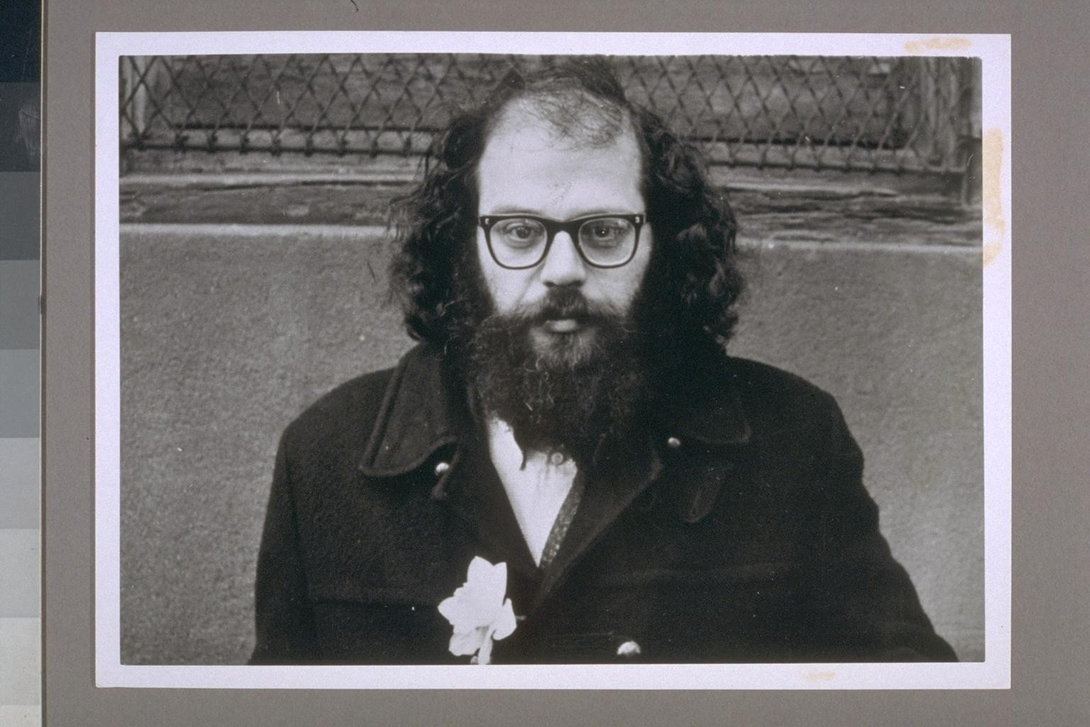 meet allen ginsberg national poetry month featured poet for april 10th