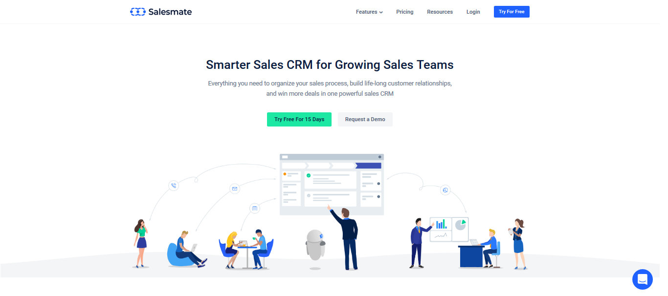 Top 20 Sales And Marketing Tools Used By Saas Companies Ellies Intercom Wiring Diagram Salesmate Crm For Small Businesses Startups