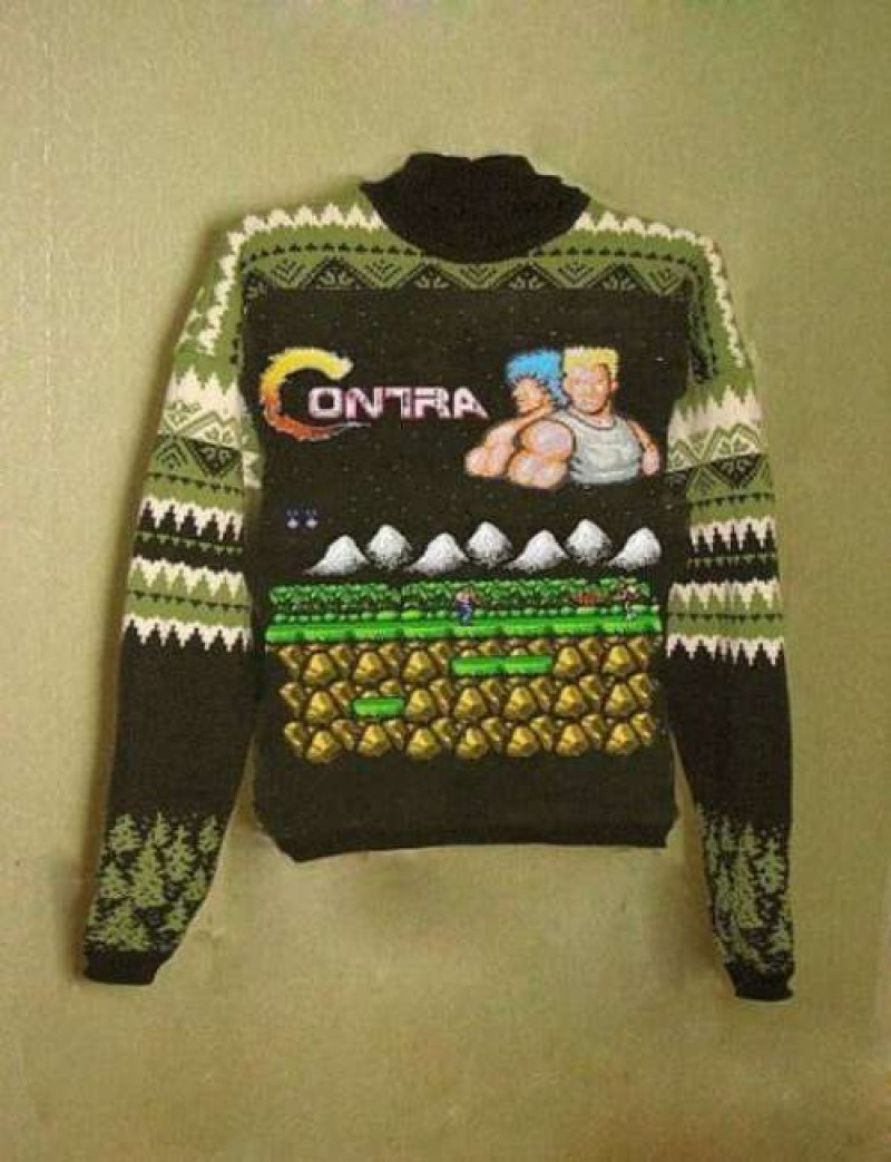 Weekend Diversion: Top 5 Great Christmas Sweaters – Starts With A ...