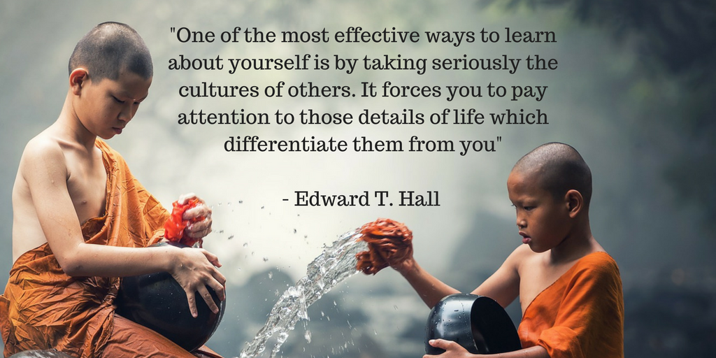 Edward T Hall Quotes: 28 Quotes That Will Level Up Your Intercultural