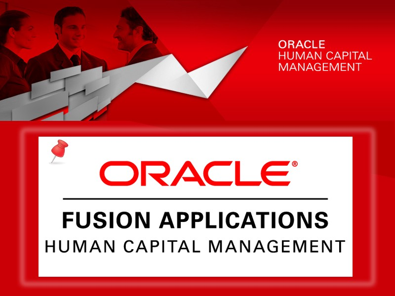 oracle fusion techno functional hcm