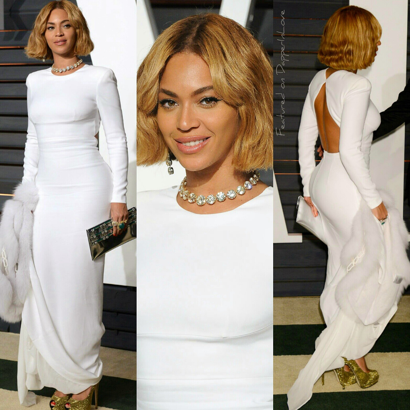 Bridal Fashion Inspo from Beyonce – Dapper In Love – Medium