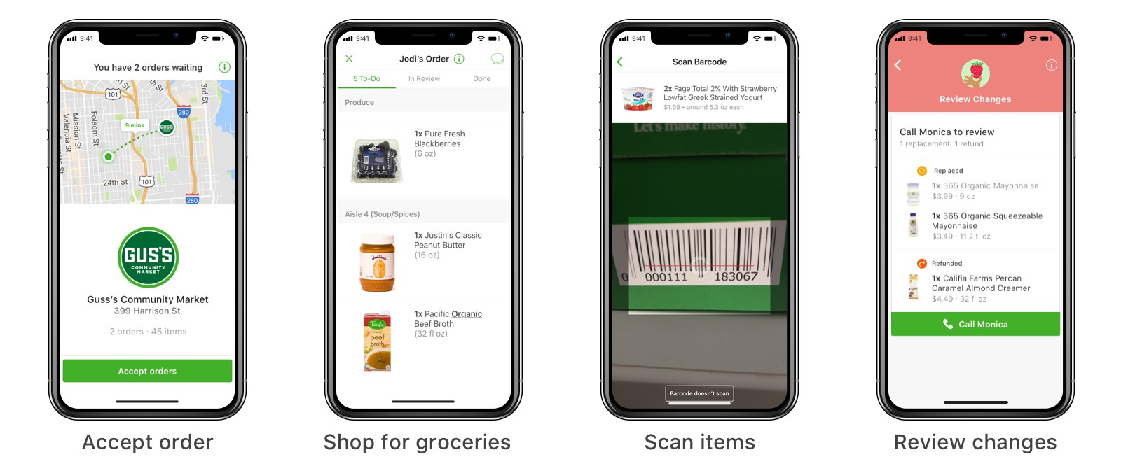 Instacart Anytime: A Data Science Paradigm