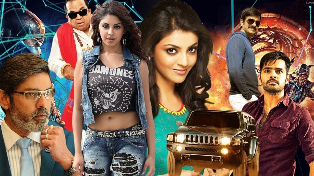 Hindi dubbed south indian movie
