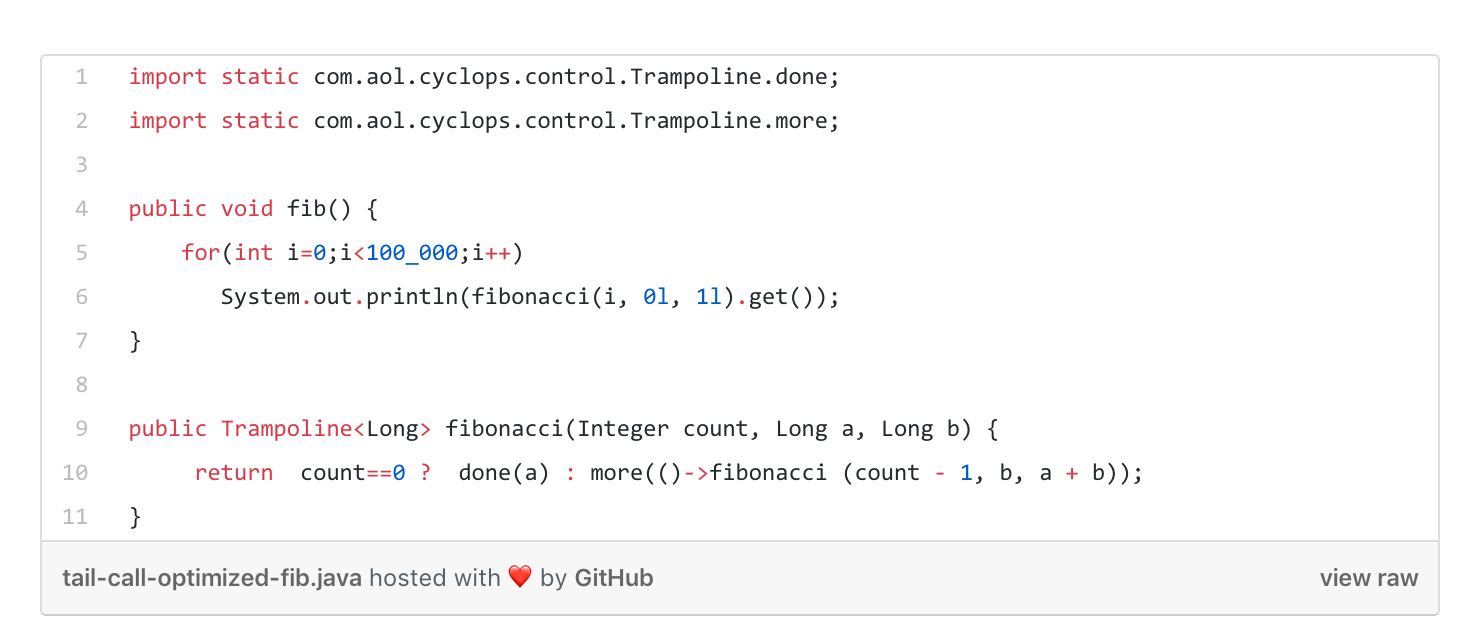 Java fun recursive concurrency the easy way john mcclean medium trampolines can also be used to interleave the execution of algorithms so that they execute concurrently in our previous article we showed how this can be baditri Gallery